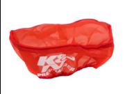 K&N HA-1312PR Air Filter Prechargers Wrap, Red, Honda 9SIA00Y83V5777