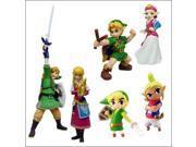 Legend of Zelda Skyward Sword Exclusive Figure Set of 6 9SIA1C11412057