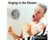 Abco Tech Waterproof Wireless Bluetooth Shower Speaker & Handsfree speakerphone - - Compatible with all Bluetooth Devices, iPhone 5 Siri and All Android devices (Blue)