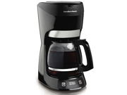 12 Cup Programmable Coffeemaker, Black 09W-0025-00042