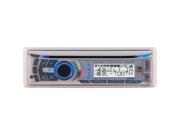 DUAL AMB600W 60-WATT X 4 MARINE CD RECEIVER WITH BLUETOOTH(R), WEATHERBAND & IPOD(R) CONTROL