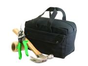 Tool Bag, Canvas/Fiber, Green, Texsport, 11830