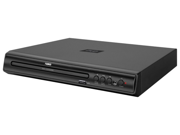 Naxa High Resolution 2CH Prog. Scan DVD Player USB Input