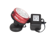 Ullman Devices Corp. ULLRT2-LTCH 24 LED Rechargeable Rotating Magnetic Work Light