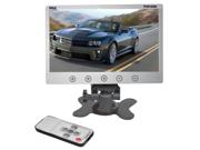 """Pyle 10.2"""" LCD Headrest Montior White - PHR108W"""