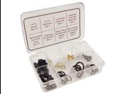 134A / R-12 charging hose repair kit