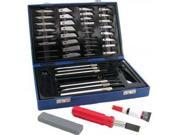 Deluxe 52 Piece Hobby Knife Set
