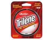 Trilene XL Monofilament Line Spool 330 Yards 0.009 Diameter 6 lb Breaking Strength Clear 1279670