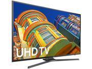 Samsung UN65KU6300FXZA 65-Inch 2160p 4K UHD Smart LED TV - Black (2016)