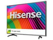 "Hisense 43"" Smart 4K Ultra HD Ultra Smooth Motion 120 LED UHDTV"