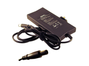 DENAQ 19.5V 4.62A 7.4mm-5.0mm AC Adapter for DELL Inspiron, Latitude, Studio and Vostro Series Laptops