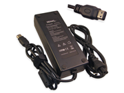 DENAQ DQ-PPP003SD-5PIN 6.5A 18.5V Adapter for HP Pavilion zv6001xx