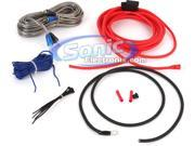 Kicker 09 DCK10 10AWG 2-Channel Amplifier Kit