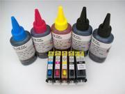 Refillable Ink Cartridge KIT for Canon PGI-225 CLI-226 PGI225 CLI226 Cartridge Pixma MG5120 MG5200 MG5220 MG5220 RFB MG5320 iX6520 MX882 MX892 IP4920 IP4820 Car