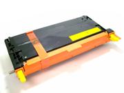 Cisinks ® 4 Pack Remanufactured Dell 3110 3115 Yellow Laser Toner Cartridge For Dell 3110 3110cn 3115 3115cn 310-8098 310-8401 XG724 NF556