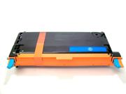 Cisinks ® 4 Pack Remanufactured Dell 3110 3115 Cyan Laser Toner Cartridge For Dell 3110 3110cn 3115 3115cn 310-8098 310-8401 XG724 NF556