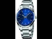 Calvin Klein Swiss Analog Blue Dial Men's Watch K5A3114N