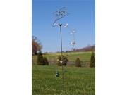 Metal Kite Garden Stake Balancer