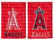 Suede Los Angeles Angels of Anaheim Glitter Logo House Flag 9SIA1DZ3GX3633