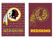 Team Sports America Washington Redskins Suede Garden Flag, 12.5 x 18 inches 9SIA1DZ3MK8070