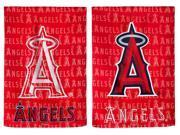 Suede Los Angeles Angels of Anaheim Glitter Logo Garden Flag 9SIA1DZ3GX8349