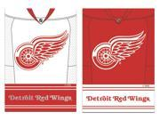 Team Sports America Detroit Red Wings Double Sided Jersey Suede Garden Flag, 12.5 x 18 inches 9SIA1DZ6KK2745