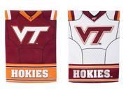 Team Sports America Virginia Tech Hokies Double Sided Jersey Suede Garden Flag, 12.5 x 18 inches 9SIA1DZ6MT1397