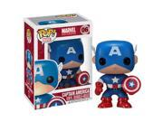 Marvel Pop! Captain America Vinyl Figure 9SIA1WB3HS0992