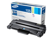 Samsung MLT-D105S  105S OEM Toner: Black Yields 1,500 Pages
