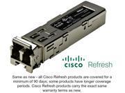 Cisco MGBLH1-Refresh Gigabit Ethernet LH Mini-GBIC SFP Transceiver