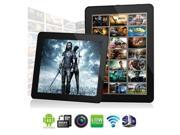 9.7 Inch 16GB RK3066 Cortex A9 Android 4.0 Dual Core Tablet with Capacitive Multi Touch Screen DDR3 1GB Ram Dual Camera Wifi 3G Flash Ebook Support 4GB-32GB SD/