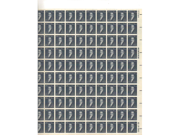 Thomas Paine Sheet of 100 x 40 Cent US Postage Stamps NEW Scot 1292