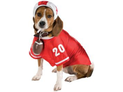 Rubies Football Player Pet Costume 885939
