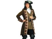 Museum Replicas Mary Read Pirate Coat - 101016