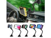 Quad Grip Car Mount Holder Bracket Cradle Stand For all Cellphones