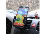 360° Car Air Vent Mount Cradle Holder Stand for all Cellphones