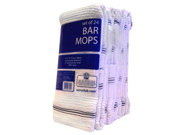 """Bakers & Chefs Bar Mops - 16"""" x 19"""" - 24 ct."""