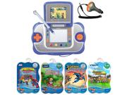 VSmile Cyber Pocket Adapter Bundle - 4 Games