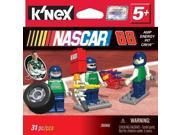 Build the pit crew for your favorite driver's team - Dale Jr