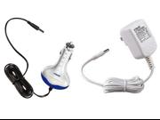 Vtech InnoTab 2 Power Bundle AC Wall Adapter & Car Charger
