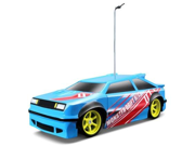 1:24 Maisto Monster Drift R/C Car - Light Blue
