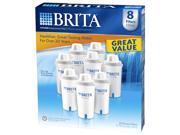 Brita Pitcher Replacement Filters - 8 ct. 9SIA47J3PA9557