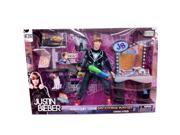 Justin Bieber Accessory Set with Doll - Black