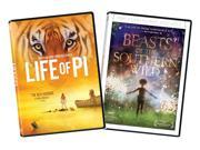 Life of Pi / Beasts of the Sounthern Wild (Two-Pack DVD) 9SIAD245E37845