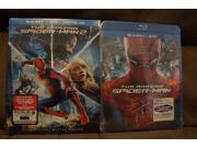 Amazing Spider-Man 2 / Amazing Spider-Man, the - Set [Blu-ray] 9SIAA765805169