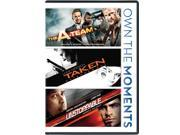 The A-Team/Taken/Unstoppable (DVD)