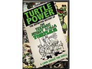 Turtle Power Definitive History of the Teenage Mutant Ninja Turtles DVD