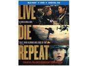Live Die Repeat: Edge of Tomorrow (Blu-ray + DVD + Digital HD UV Combo Pack) 9SIAA763US4582