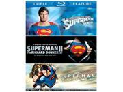 Superman The Movie/Superman II: /Superman Returns [Blu-ray] 9SIAA763US6511