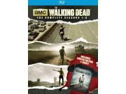 The Walking Dead SSN 1-3 with Limited Edition T-Shirt [Blu-ray] 9SIAA763UT1122